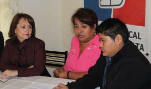 Proyecto de Acuerdo de Diputada Hernando