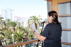 Lecturas desde balcones de Biblioteca Regional