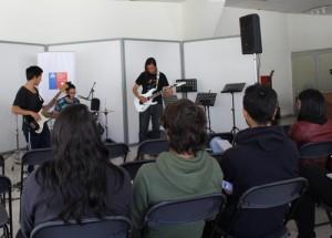 Escuelas de Rock